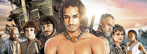 Sinbad: Series One Finale