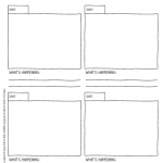 How to create a storyboard