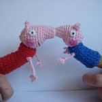 Peppa And George Crochet Pattern