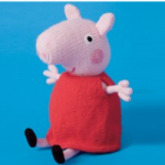 Peppa Pig knitting and crochet patterns! Update: And Sewing!