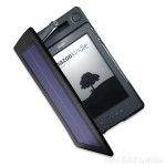 Solar Kindle Light