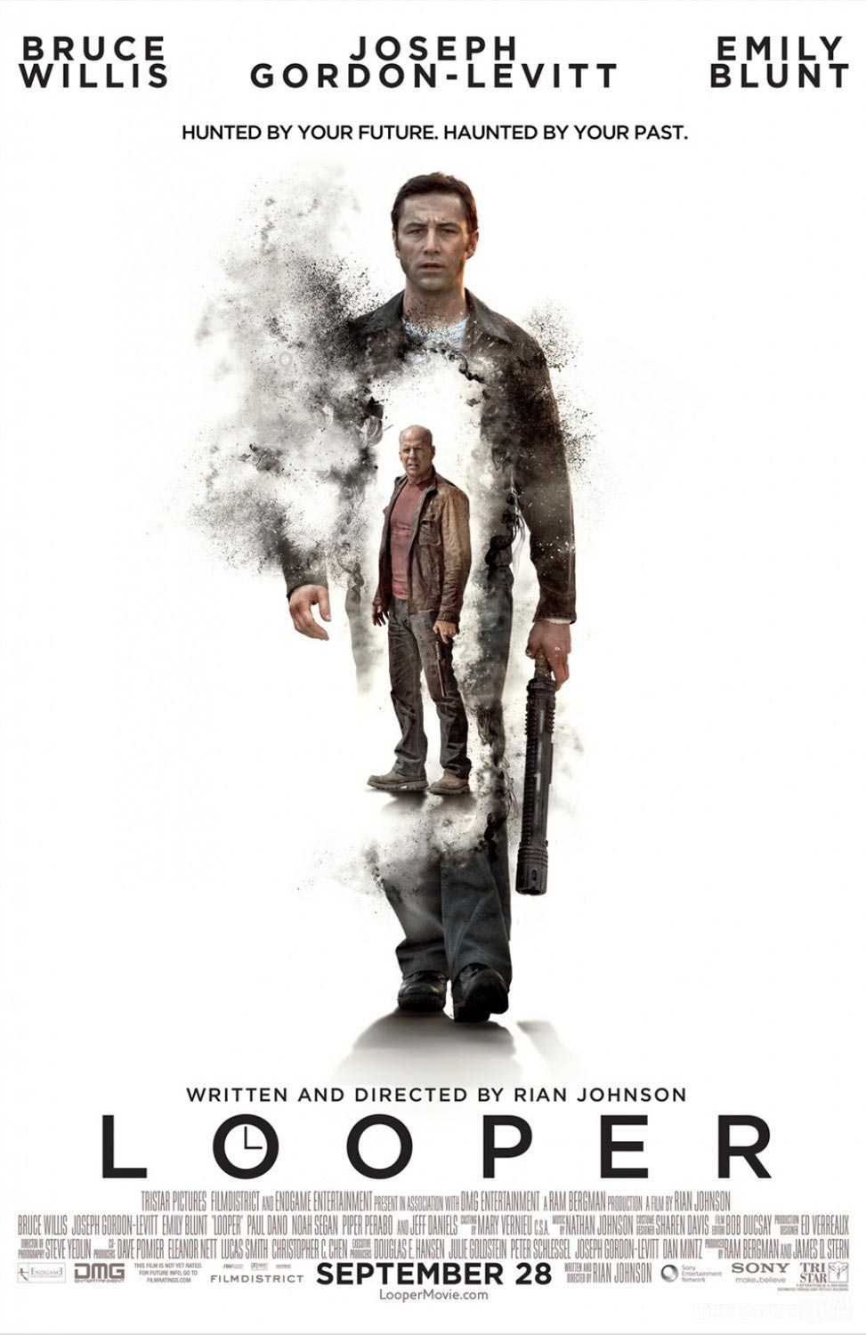 Looper review: Lower your expectations and you'll love it