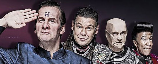 Red Dwarf X: Entangled – Dork Review