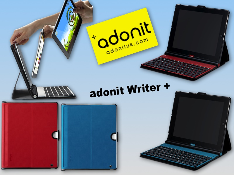 Adonit iPad Keyboard Folio