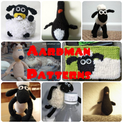 Aardman Patterns