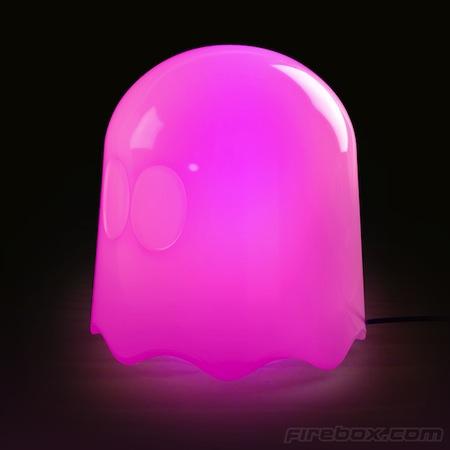 Pac-Man Ghost Lamp
