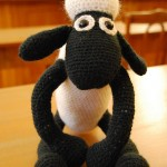 Shaun the Sheep Crochet