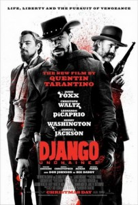 The Django Unchained Poster