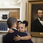 Panning for Internet Gold: The 'Hug a POTUS' edition