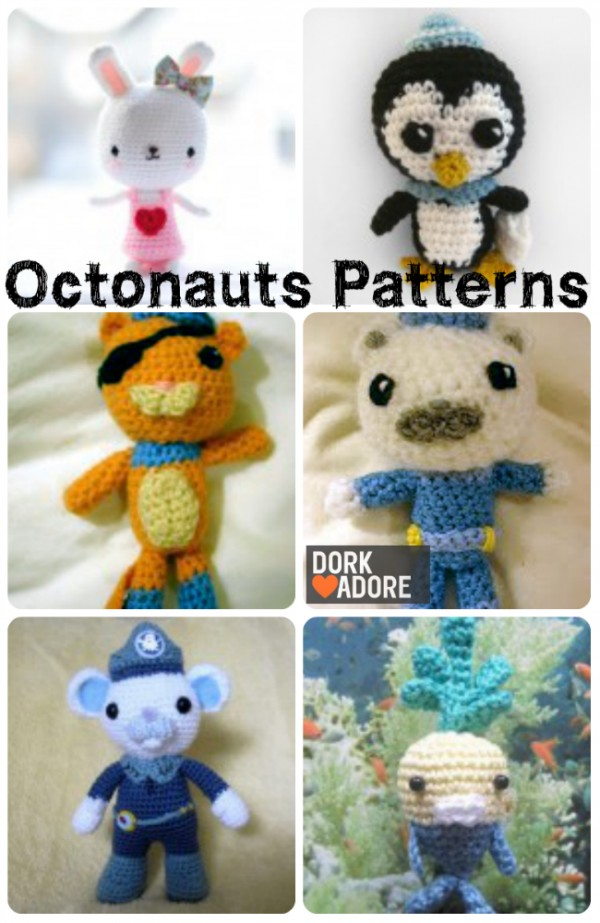 Octonauts Patterns