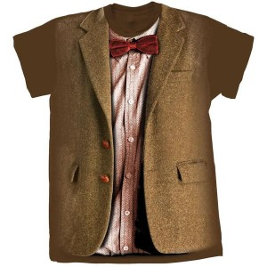 Forbidden Planet Doctor Who costume t-shirt