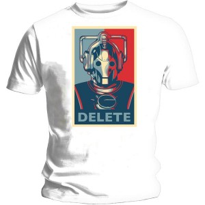 Elect the Cybermen! Delete! Delete!