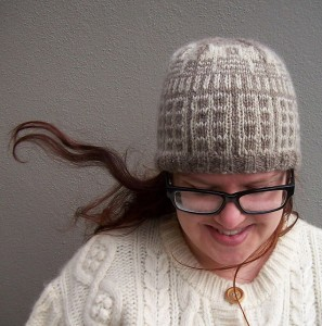 Insulate! Yes, it's a free Dalek hat knitting pattern