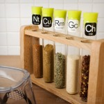 Spice up your cooking with a geeky rack