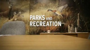 Parks And Rec title card