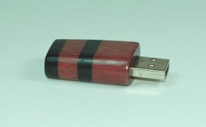 Custom USB stick from Beautiful Computers