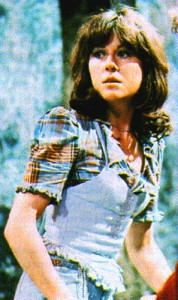 Sarah Jane, don't forget about her.