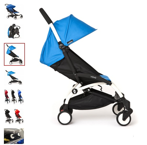 Babyzen YOYO – a carry-on buggy that comes with lashings of smug