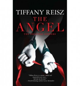 The US cover for The Angel, book two in the Original Sinners series