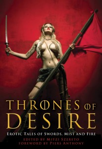 If you like Game of Thrones, this anthology is all the swords, mist and fire you need.