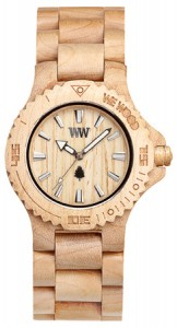 The WeWood Watch in Date