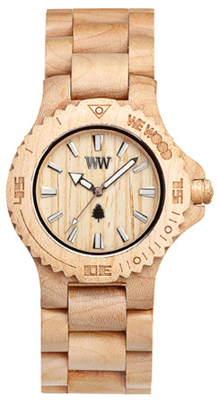 Eco-Friendly Fashion – WeWood Wooden Watch from Prezzybox