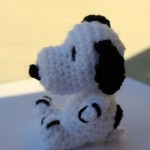 Snoopy and Woodstock Crochet Patterns