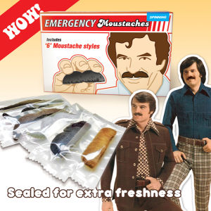 For your dad's inner Tom Selleck.