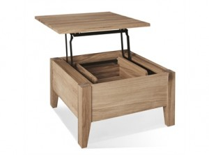 The Warlingham Oak Small Laptop Table
