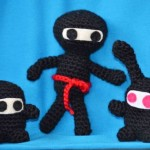 Ninja Amigurumi Patterns