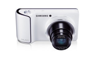 front of the Galaxy Camera