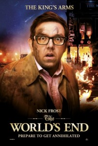 Nick Frost as Andrew in The World's End