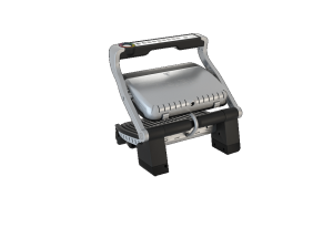 The new OptiGrill, from Tefal