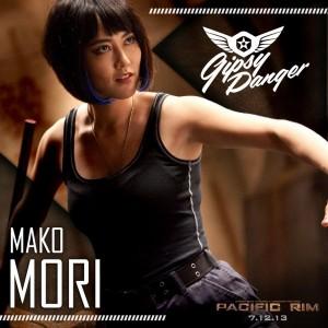 Mako Mori (Rinko Kikuchi)