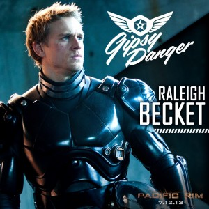 Raleigh Becket (Charlie Hunnam)
