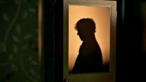 A very familiar shadow...