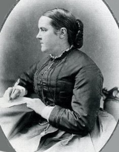 Dr. Sophia Jex-Blake, a pioneer for women in the sciences.