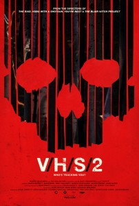 Horror anthology film V/H/S 2