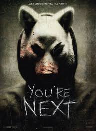 You're Next, a film by Adam Wingard