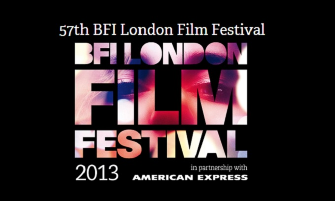 The 57th BFI London Film Festival 2013