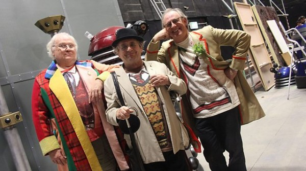 Five(ish) Doctors Reboot