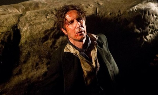 Paul McGann as the 8th Doctor in Night of The Doctor