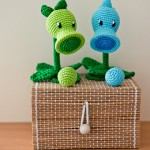 Plants Vs. Zombies Crochet Patterns
