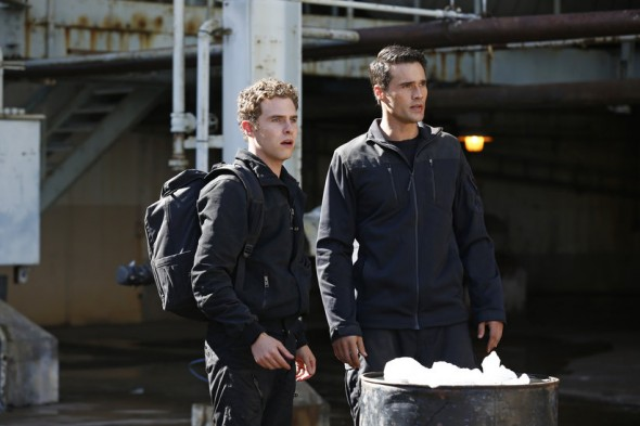 Ward and Fitz are on a mission...