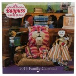 Bagpuss wall calendar
