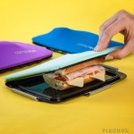 FoodSkin Flexible Lunch Box