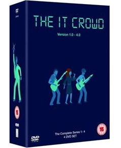 The IT Crowd Series 1-4