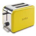 Kenwood Bright Yellow Toaster