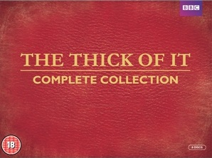 The Thick of It Complete Collection