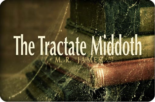 An adaptatio of The Tractate Middoth by M.R. James hits screens on Christmas Day